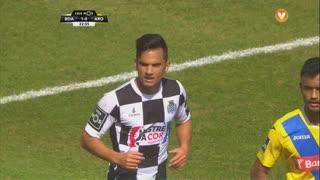 Boavista FC, Jogada, A. Schembri aos 23'