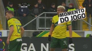 FC P.Ferreira, Jogada, Welthon aos 14'