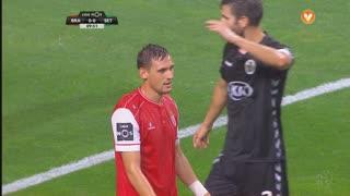 SC Braga, Jogada, N. Stojiljković aos 10'