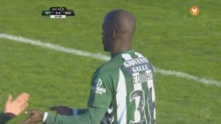 Vitória FC, Jogada, Edinho aos 35'