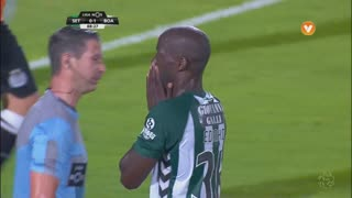 Vitória FC, Jogada, Edinho aos 88'