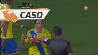 FC Arouca, Caso, Artur aos 79'