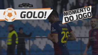 GOLO! GD Chaves, Braga aos 30', GD Chaves 1-0 CD Nacional