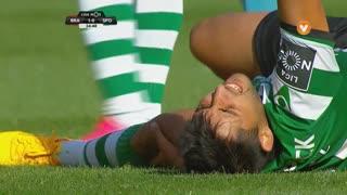 Sporting CP, Jogada, Alan Ruiz aos 25'