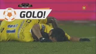 GOLO! FC Arouca, Adilson Goiano aos 80', FC Arouca 1-0 Estoril Praia