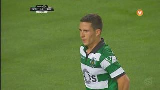 Sporting CP, Jogada, Daniel Podence aos 35'