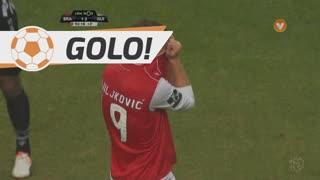 GOLO! SC Braga, N. Stojiljkovi? aos 90'+3', SC Braga 1-2 Vitória SC
