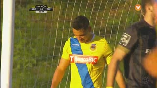 FC Arouca, Jogada, Walter González aos 23'
