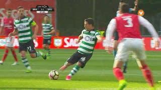 Sporting CP, Jogada, Daniel Podence aos 62'