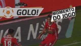 GOLO! SL Benfica, R. Jiménez aos 75', Rio Ave FC 0-1 SL Benfica