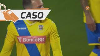 SL Benfica, Caso, Nélson Semedo aos 20'