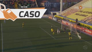 Vitória FC, Caso, Meyong  aos 90'