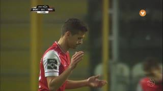 SC Braga, Jogada, Rui Fonte aos 11'