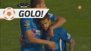 GOLO! CD Feirense, Tiago Silva aos 54', CD Feirense 1-2 GD Chaves