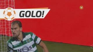 GOLO! Sporting CP, Bas Dost aos 69', SL Benfica 2-1 Sporting CP