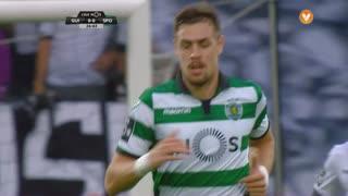 Sporting CP, Jogada, S. Coates aos 28'