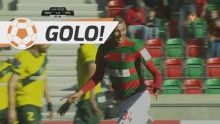 GOLO! Marítimo M., Raul aos 8', Marítimo M. 2-0 FC P.Ferreira