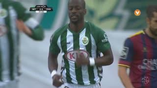 Vitória FC, Jogada, Edinho aos 52'