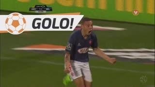GOLO! Belenenses, Maurides aos 53', FC Arouca 1-1 Belenenses