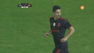 SL Benfica, Jogada, André Almeida aos 8'