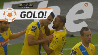 GOLO! FC Arouca, Crivellaro aos 45'+2', FC Arouca 2-0 Moreirense FC