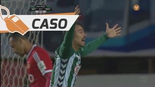 Vitória FC, Caso, André Claro aos 42'