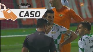 CD Nacional, Caso, Rui Correia aos 87'