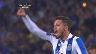 FC Porto, Jogada, Alex Telles aos 7'
