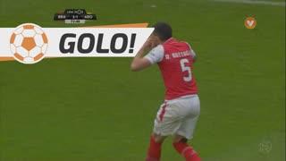 GOLO! SC Braga, Rodrigo Battaglia aos 73', SC Braga 3-1 FC Arouca