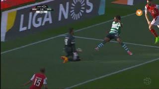Sporting CP, Jogada, Gelson Martins aos 37'