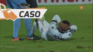 Vitória SC, Caso, Hernâni aos 87'