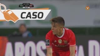 SL Benfica, Caso, F. Cervi aos 31'