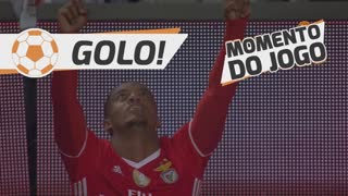 GOLO! SL Benfica, Carrillo aos 49', SL Benfica 3-0 FC Arouca