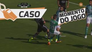 Rio Ave FC, Caso, Marcelo aos 32'