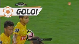 GOLO! Estoril Praia, Bruno Gomes aos 85', Sporting CP 3-1 Estoril Praia
