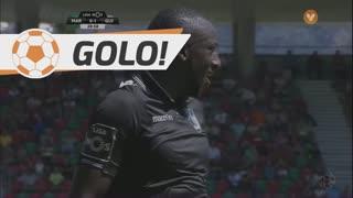 GOLO! Vitória SC, Marega aos 29', Marítimo M. 0-2 Vitória SC
