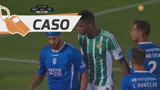 Rio Ave FC, Caso, Ronan  aos 58'