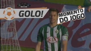 GOLO! CD Feirense, Frederico Venâncio (p.b.) aos 67', Vitória FC 1-1 CD Feirense