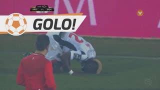 GOLO! Boavista FC, Idris aos 11', FC Arouca 1-1 Boavista FC