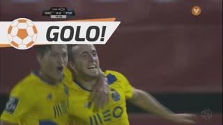 GOLO! FC Porto, Diogo Jota aos 11', CD Nacional 0-1 FC Porto