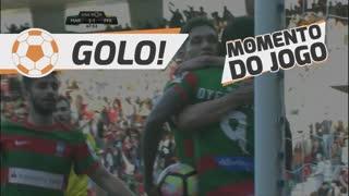 GOLO! Marítimo M., Dyego Sousa aos 68', Marítimo M. 3-1 FC P.Ferreira