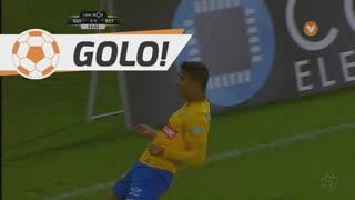 GOLO! Estoril Praia, Matheus Índio aos 53', Vitória SC 1-2 Estoril Praia