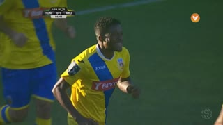 FC Arouca, Jogada, Jorginho Intima aos 7'