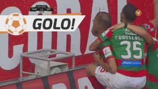 GOLO! Marítimo M., Raul aos 57', Marítimo M. 1-0 Estoril Praia