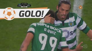GOLO! Sporting CP, Alan Ruiz aos 60', FC Porto 2-1 Sporting CP