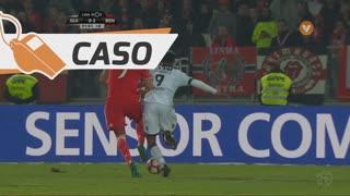 Vitória SC, Caso, Hernâni aos 90'+1'