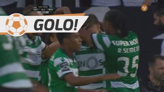 GOLO! Sporting CP, S. Coates aos 41', Vitória SC 0-2 Sporting CP