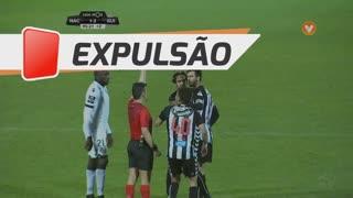 CD Nacional, Expulsão, Rui Correia aos 90'+5'