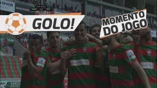GOLO! Marítimo M., Fransérgio aos 21', Marítimo M. 1-0 Vitória FC
