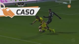 FC P.Ferreira, Caso, Welthon aos 22'